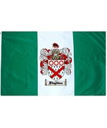 Fitzgibbon Coat of Arms Flag / Family Crest Flag - $29.99
