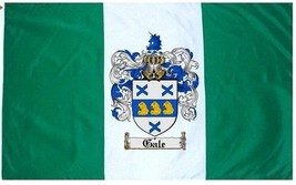 Gale Coat of Arms Flag / Family Crest Flag - $29.99