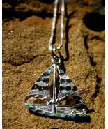 HAUNTED SMOOTH SAILING ADULTS ONLY SPELL CAST PENDANT! - $50.00