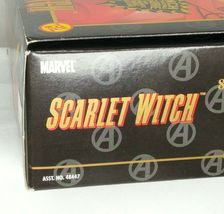 """Marvel Famous Cover Series 8"""" Ultra Poseable 2000 The Scarlet Witch #48449 NIP image 7"""