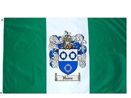Hearn Coat of Arms Flag / Family Crest Flag - $29.99