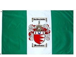 Henderson Coat of Arms Flag / Family Crest Flag - $29.99