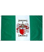 Henderson Coat of Arms Flag / Family Crest Flag - $29.99