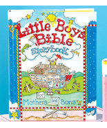 Little Boys Bible Storybook - $16.95
