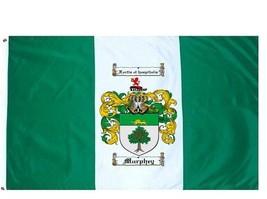 Murphey Coat of Arms Flag / Family Crest Flag - $29.99