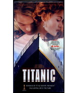 Titanic (VHS, 1998, 2-Tape Set, Pan-and-Scan) NEW Not Viewed The Movie T... - $12.95