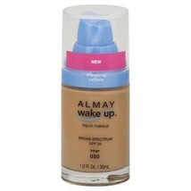 Almay Wake Up Liquid Makeup - Beige (Pack of 2) - $19.59