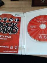Nintendo Wii RockBand Track Pack Volume 2 image 2