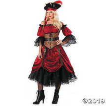 InCharacter Costumes, LLC Women's Swashbucklin Scarlet Pirate Costume, R... - €89,63 EUR