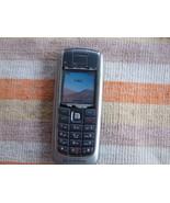 Nokia 6020 Unlocked Silver Black Cellular Phone - $39.59