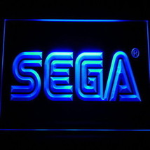 GAME ROOM SIGN NEON LIGHT SEGA   GIFTS HOME MAN CAVE  HAPPY HOUR - $29.99