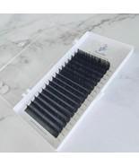 L curl eyelash extension black mink eyelashes individual volume cilia - $8.21