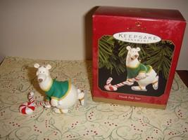 Hallmark 1999 North Pole Star Ornament - $11.49
