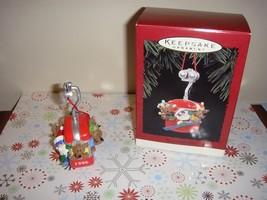 Hallmark 1996 Merry Carpoolers Ornament - $11.49