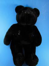 "Derek Jeter #2 Black Bear Bean Bag Plush 14"" Big Bammers - $8.41"