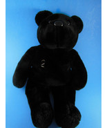 "Derek Jeter #2 Black Bear Bean Bag Plush 14"" Big Bammers - $8.41"