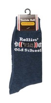 TOOTSIE Roll Socks sz M/L Medium/Large (6-12) Navy Blue - $17.99