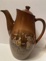 Rare Antique (1940 -1960) Sandland  Hanley Staffordshire .Tea Pot Oliver... - $21.99
