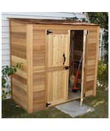 Grand Garden Chalet shed 6' x 3', Outdoor Storage Shed,Wood Shed.Tool Sh... - $1,189.99