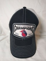 Reebok Detroit Pistons 2004 NBA Finals Conference Champions Official  Hat Cap - $21.77