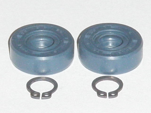 Charlescraft Bread Maker Pan Seal Set & Snap Rings for Model UBM810 (8M-SRx2)