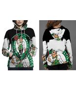 NEW !! Boston Celtics Team Women's Zipper Hoodie - $47.99+