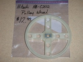Hitachi Bread Machine Pulley Wheel For Model HB-C202 - $12.19