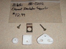 Hitachi Bread Machine Element Insulator Supports For Model HB-C202 - $12.91