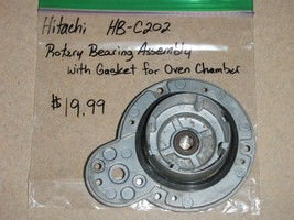 Hitachi Bread Machine Rotary Bearing Assembly W/ Gasket For Oven Chamber... - $18.69