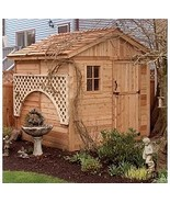 Gardener Shed,Outdoor Storage Shed,Wood Shed.Tool Shed, New - $2,789.99