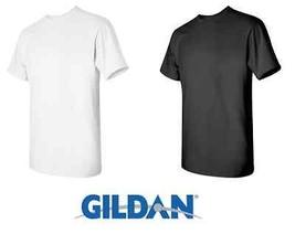 100 Youth T Shirts Blank 50 Black 50 White Bulk Lot S Xl Wholesale Lots - $166.43