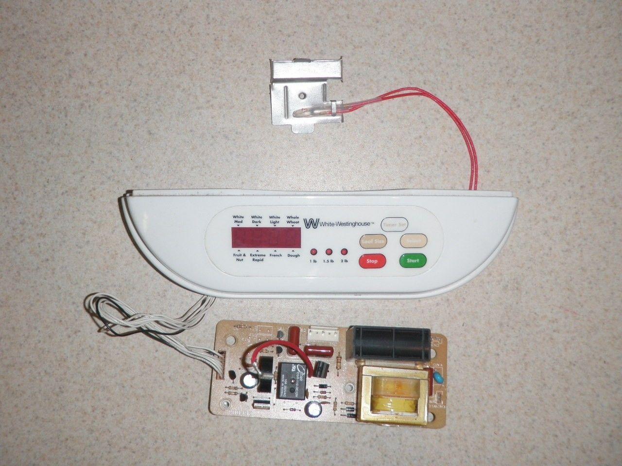 White Westinghouse Bread Maker machine Temp Sensor for Model WWTR442
