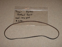 Regal Bread Machine Toothed Belt K6740 (BMPF) - $5.89