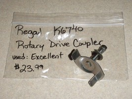 Regal Bread Machine Rotary Drive Coupler K6740 (BMPF) - $21.49