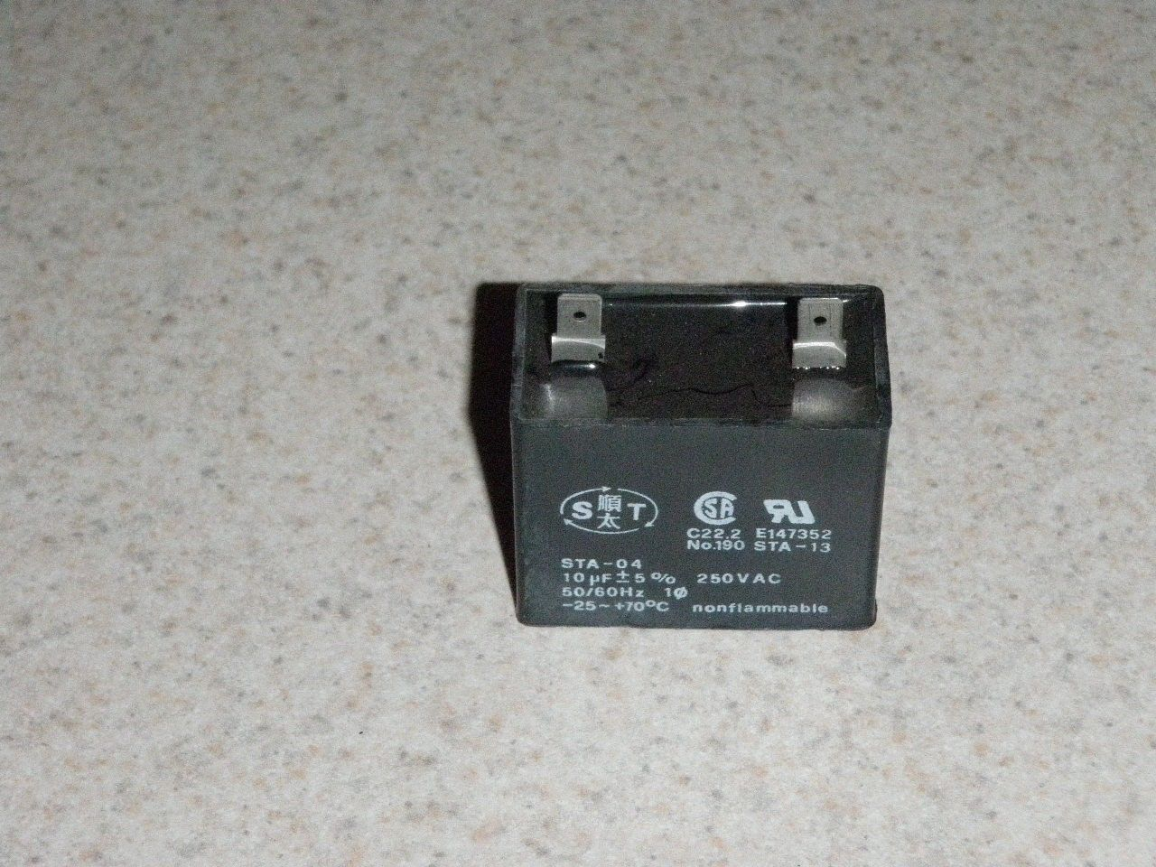 Primary image for Hitachi Bread Machine Capacitor HB-D103