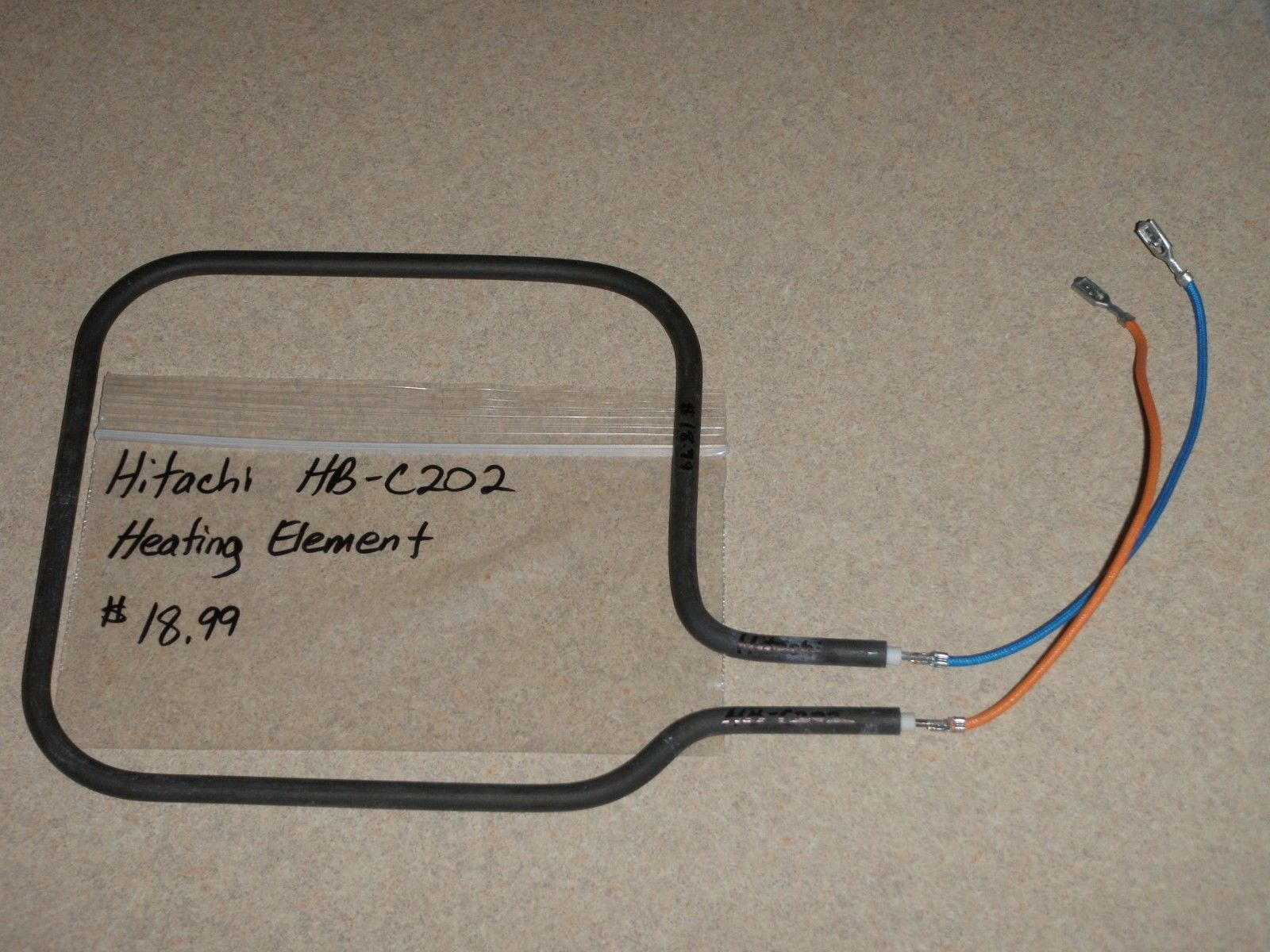 Primary image for Hitachi Bread Machine Heating Element HB-C202