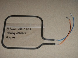 Hitachi Bread Machine Heating Element for Model HB-C202 - $18.99