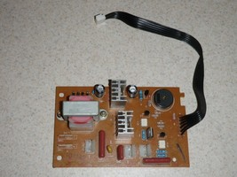 Toastmaster Bread Machine PCB 1195 parts - $18.69