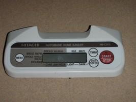 Hitachi Bread Machine Electric Control Panel HB-C202 - $23.74