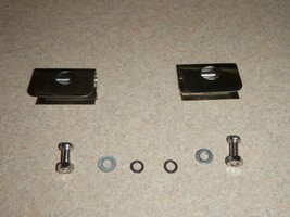 Oster Sunbeam Bread Machine Pan Support Friction Clips for Models 5833 5834 - $11.39