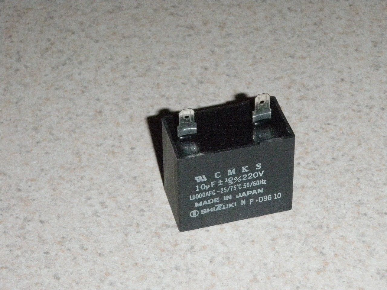 Regal Bread Machine Capacitor K6743