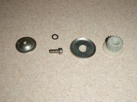Oster Sunbeam Bread Machine Small Gear for Motor Shaft in Models 5833 5834 - $13.29