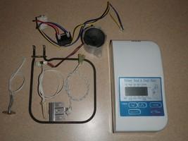 Pillsbury Bread Machine Control Panel + Board, Fuse, Sensor, Capacitor VX9000 - $28.04