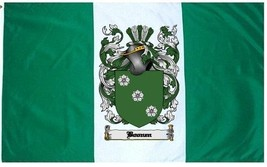 Boonen Coat of Arms Flag / Family Crest Flag - $29.99