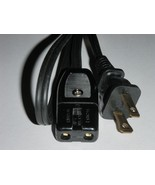 """1/2"""" Spaced 2pin Power Cord for West Bend Flavo-matic Coffee Model 9450 ... - $13.29"""