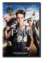 Pan (DVD, 2015) - $2.00