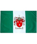 Cranston-crest Coat of Arms Flag / Family Crest Flag - $29.99