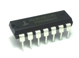 INTERSIL ICL8038CCPD ICL8038 -  Free Shipping - New and Authentic - USA ... - $5.92