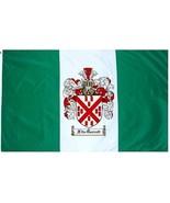 Fitz Garrett Coat of Arms Flag / Family Crest Flag - $29.99