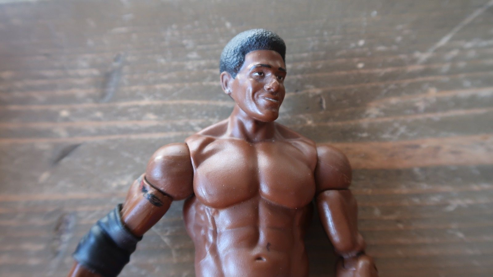 Prime Time Players Team Darren Young 2011 WWE MATTEL FIGURE